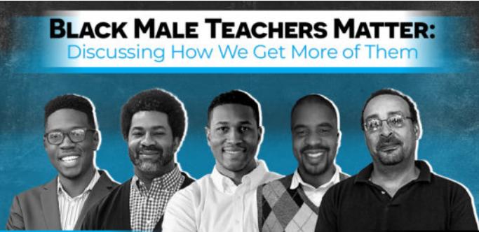 It's Simple. We Need More Black Teachers.